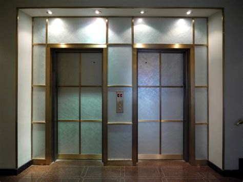 sutton place lobby bendheim architectural glass project