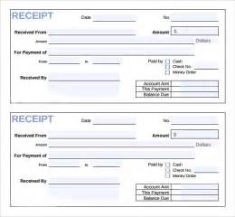 Templates For Receipts And Invoices by Sle Invoice Receipt Template 9 Free