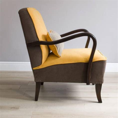 upcycled armchair elizabeth mid century upcycled armchair