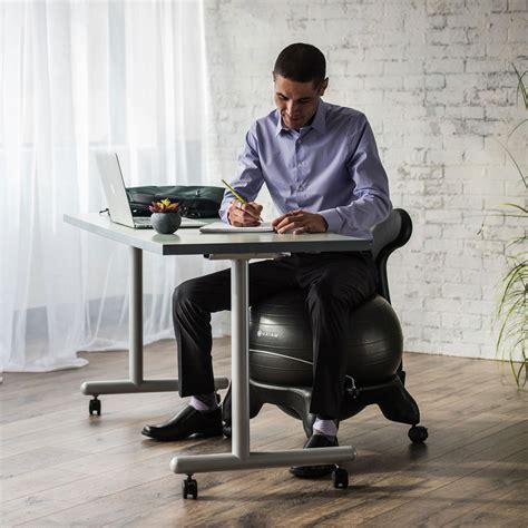 medicine ball desk chair yoga ball office chair canada res deskyoga ball desk