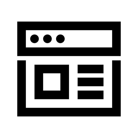 design icon for windows 8 web design icon free download at icons8