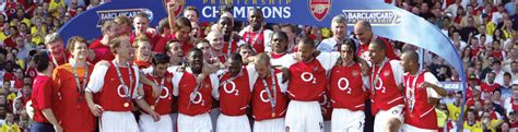 arsenal unbeaten squad changes in north london