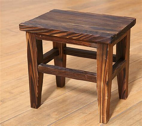 Wood C Stool by 100 Wooden Dinging Stool Wood Furniture Garden Style