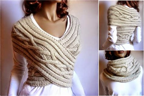 how to make sweaters how to make cable knit sweater cowl vest step by step diy tutorial how