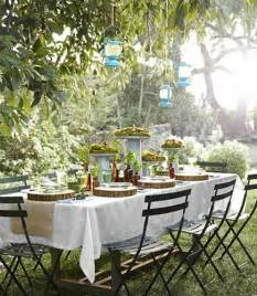 Outdoor Home Decor Ideas by 12 Simple Tips For Summer Party Table Setting And Outdoor