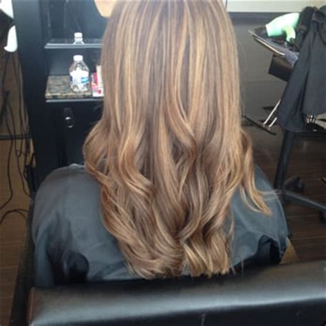 difference between partial and full highlights partial highlights asian hair difference between full and