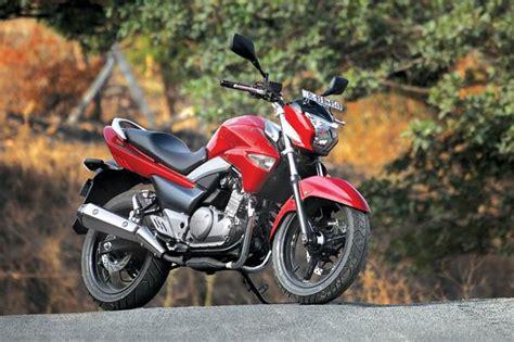 Suzuki 300cc Bike In India Suzuki Inazuma Prices Slashed Bike News Bikes 200cc