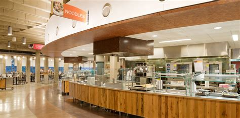 design center boston food umass amherst hshire dining commons renovation shawmut