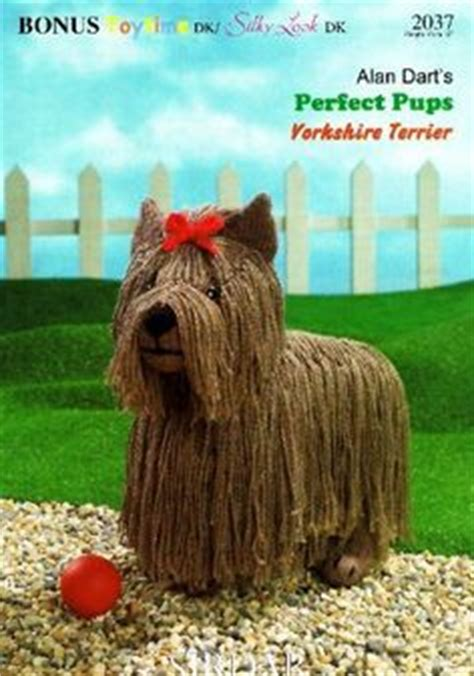 knitting pattern yorkshire terrier 1000 images about alan dart knitting patterns on
