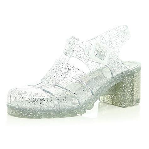 Jelly Shoes Bowie goodytwoshoes shoes of the week 26 06 13 river island