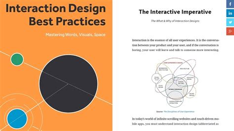interaction design from concept to completion books 15 best free ebooks for web designers geeks zine