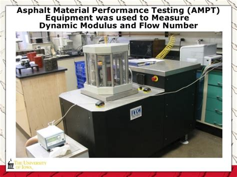 accelerated testing of warm asphalt mixtures for safe and reliable fr