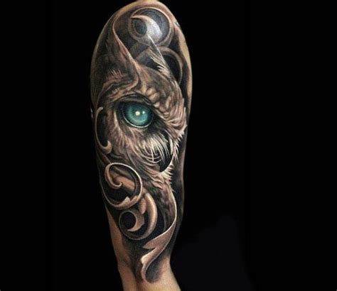 tattoo trends 50 of the most beautiful owl tattoo