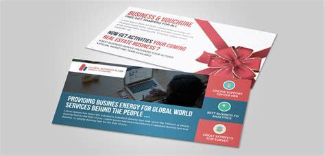 Gift Letter Psd Business Gift Voucher Free Psd Template Free Pik Psd