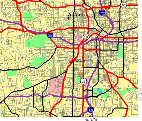 city of atlanta zip code map atlanta zip code map bnhspine com