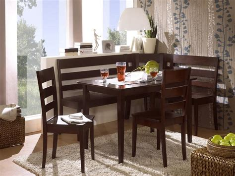 Kitchen Nook Set Breakfast Nook Black Breakfast Nook Ainovecom Pine Nook
