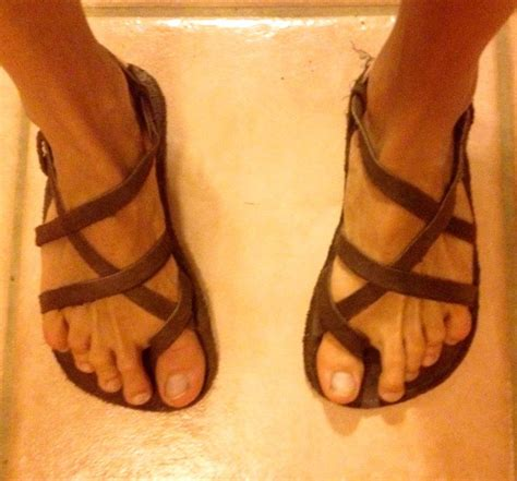 make your own sandals make your own barefoot sandals hobby sewing apparel