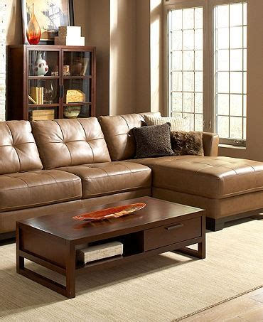 martino leather sectional 17 best ideas about leather living room furniture on