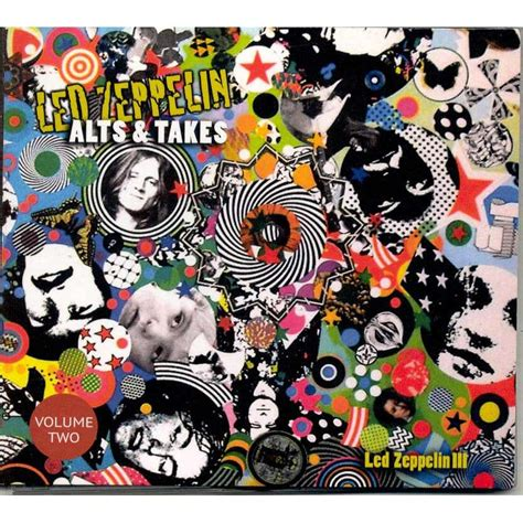alts takes alternates outtakes from led zeppelin iii