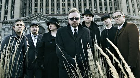 Flogging Molly and special guests The Mighty Stef and
