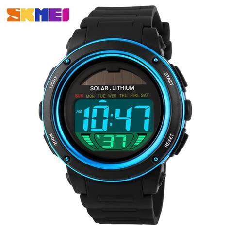 skmei montres enfant alarme led digital gar 231 on chronom 232 tre achat vente montre skmei montres