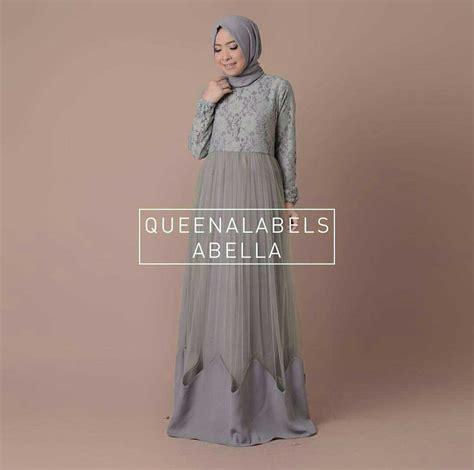 Gamis Terbaru model gamis terbaru setelan baju muslim wanita modern