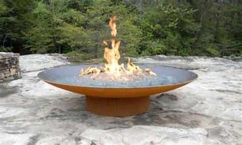 feuerschale outdoor 15 best gartengrill images on corten steel