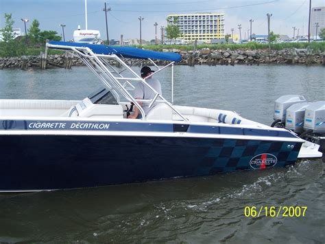 center console boats over 40 ft cigarette decathlon 31ft center console triple 225 for