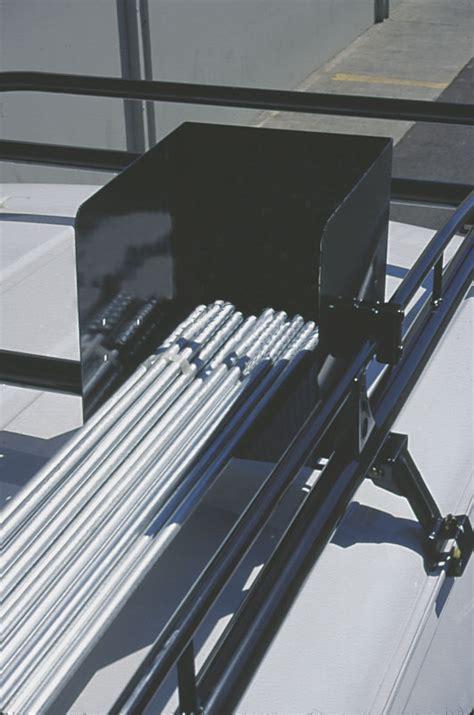 Truck Pipe Rack by Kargo Master Ladder Rack Accessories