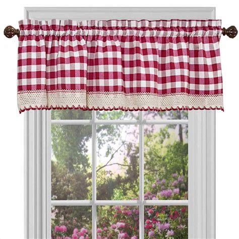 red kitchen curtains walmart here s what no one tells you about red kitchen curtains