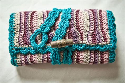 crochet pattern hook holder crochet hook travel case free pattern