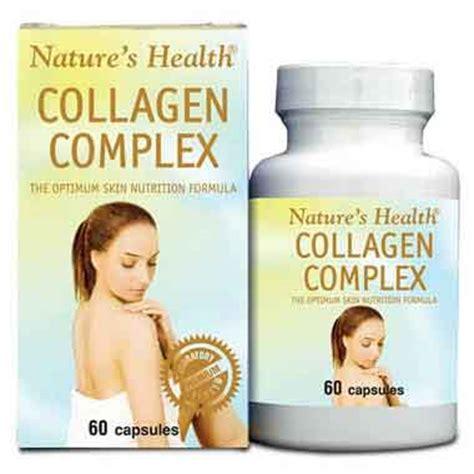 Nature S Health Collagen Complex Suplemen 60s Jual Nature S Health Collagen Complex 60 Murah Harga Grosir