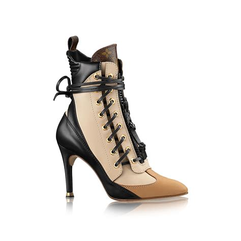 louis vuitton shoes discover louis vuitton laureate half boot via louis