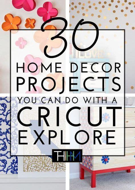 cricut home decor projects 234 best cricut by provocraft images on pinterest