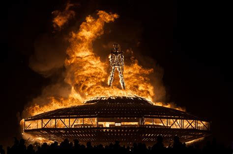 How To Update Your House by Man Runs Straight Into The Burning Man Festival