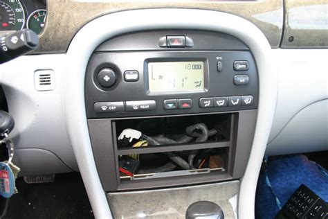 jaguar x type radio removal 02 x type radio removal and question jaguar forums