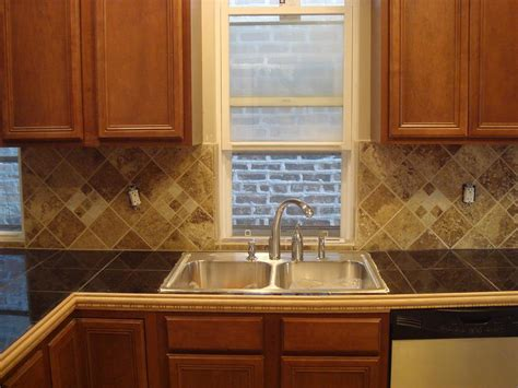 Granite Tile Kitchen Countertops Tile Kitchen Countertop Interior Design Ideas