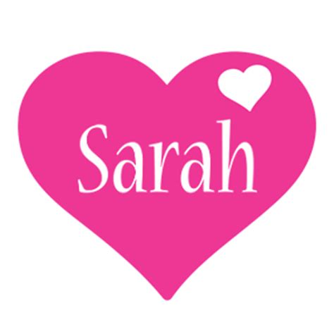 design dilemma this sarah loves sarah logo name logo generator i love love heart