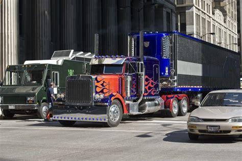 truckers images optimus prime peterbilt  wallpaper  background