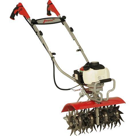 Mancis Gas mantis xp wide 4 cycle gas only tiller mantis garden tools