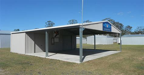 Awning Shed by Awnings Shed Constructions Qld Pty Ltd