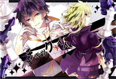 Search Checkmate Checkmate Vocaloid Zerochan Anime Image Board