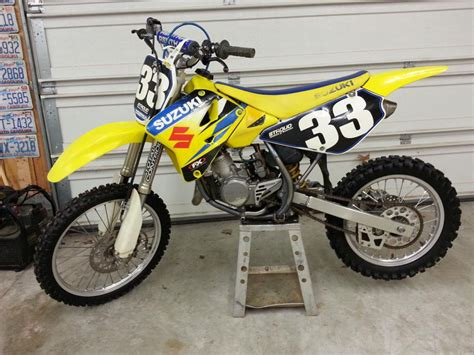 2006 Suzuki Rm85 2006 Suzuki Rm85 Mx For Sale On 2040 Motos