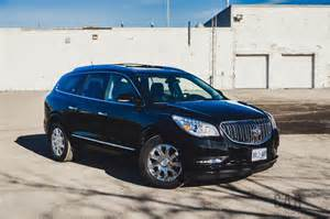 Review Of Buick Enclave Review 2016 Buick Enclave Canadian Auto Review