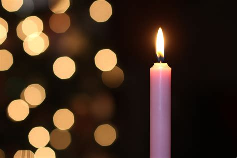 Pink Candles Advent Quiz On The Third Sunday Some Churches Light A