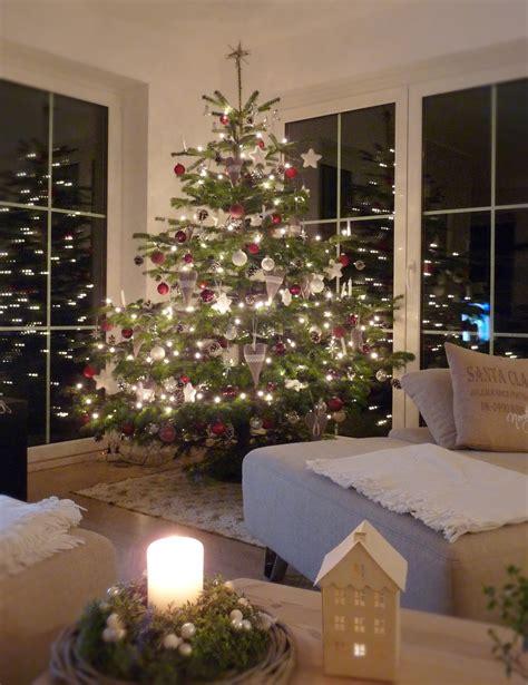 dekorierte wohnzimmer fotos homely tw fr 246 hliche weihnachten