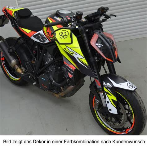 Ktm 790 Duke Aufkleber by Motorradaufkleber Bikedekore Wheelskinzz Ktm 1290