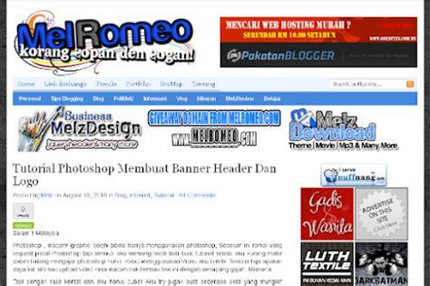 tutorial membuat banner menggunakan photoshop 3 tutorial buat simple header menggunakan photoshop