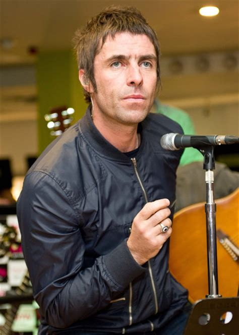 Mod Haircuts Glasgow | liam gallagher photos photos liam gallagher performs in