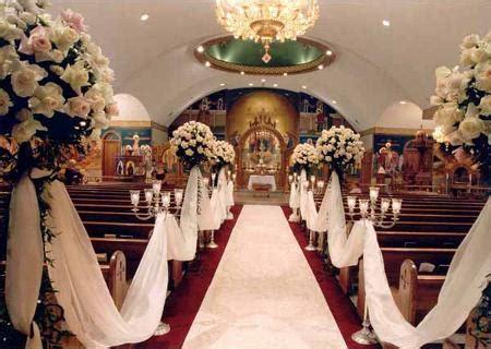 Church Decoration For Wedding by Church Wedding Decorations